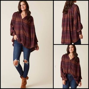 Free People Come On Over Top
